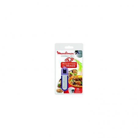 Clé USB Cookéo recettes du monde ref : XA600111