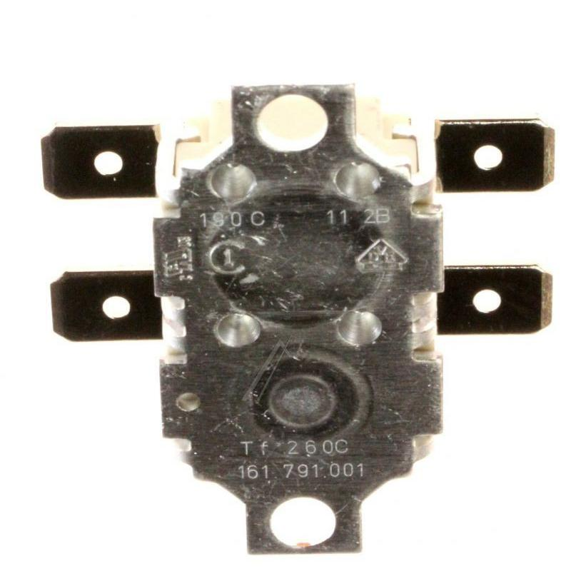 THERMOSTAT + FUSIBLE SECURITE 190°  260° POUR CENTRALE VAPEUR ASTORIA  500411711