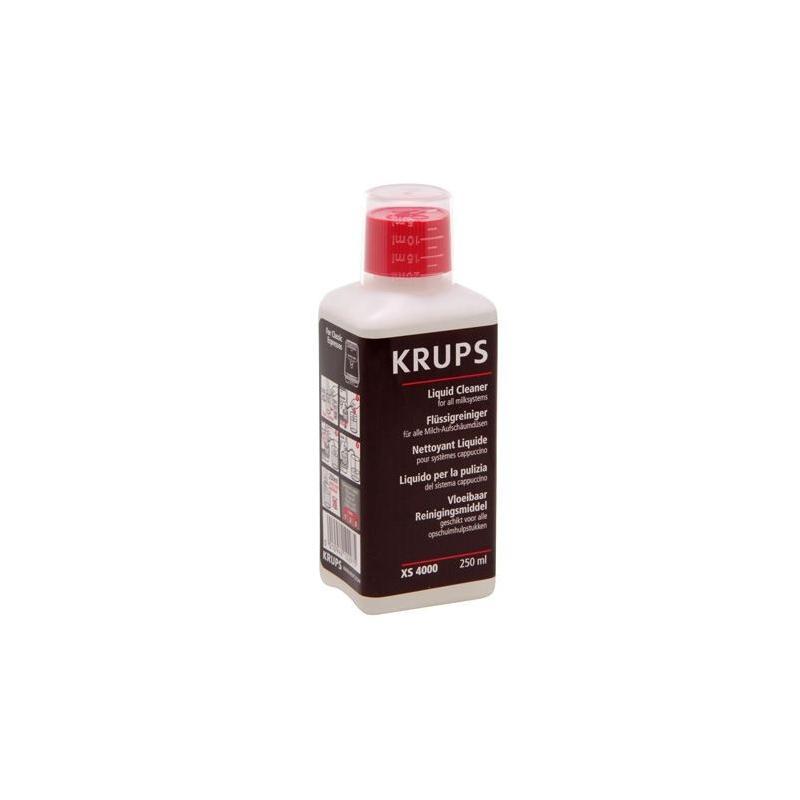 Liquide de nettoyage pour cappuccino expresso Krups XS400010 ou XS900010