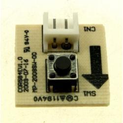 Carte electronique M/A pour aspirateur ELECTROLUX 1181968015 ou 1181968031