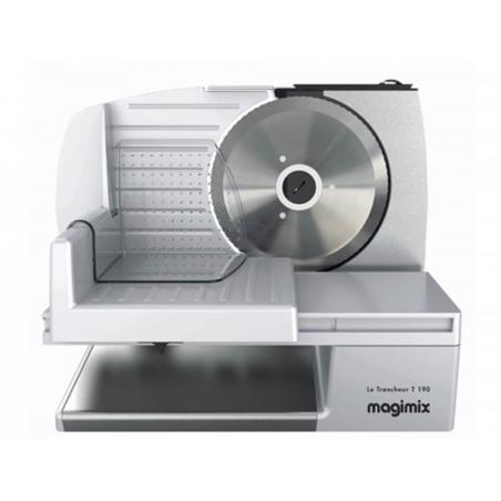 Poussoir aliment  pour Le trancheur Magimix T190 ref : 501590