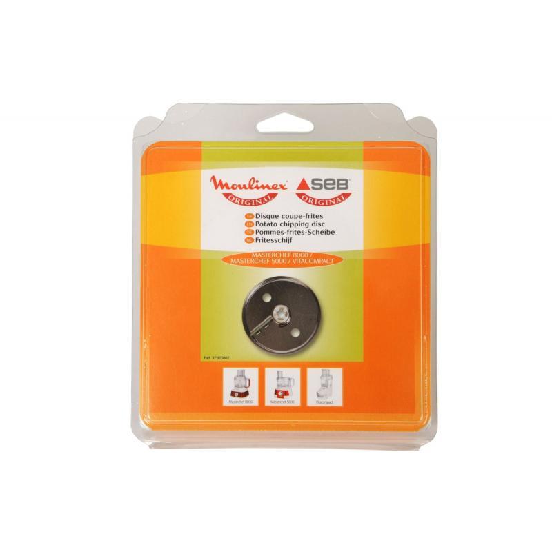 Disque coupe frite E Robot MASTERCHEF Moulinex ref MS-0693761 ou XF920802