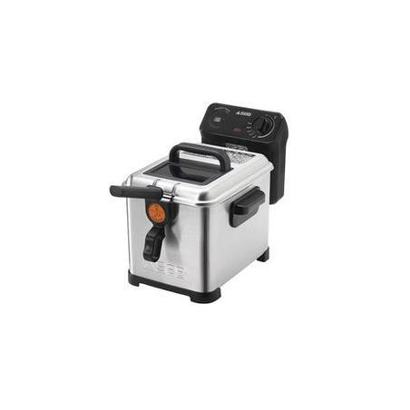 Boitier électrique amovible + résistance  friteuse Seb  Filtra Pro ref : SS-994984