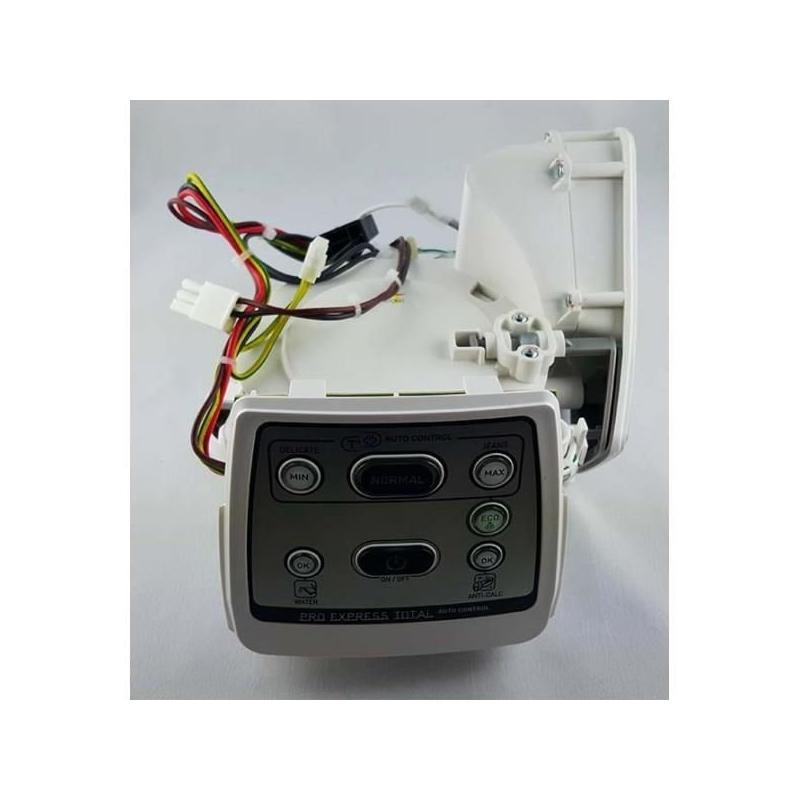 Boitier Avant et Carte Électronique Générateur Vapeur Pro Express Total Calor CS-00130302