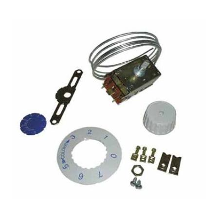 Thermostat de refrigerateur 2 portes ranco vt9 k59l1102