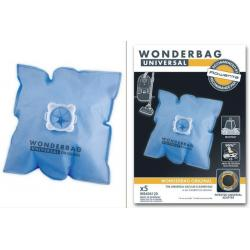 Lot de 5 sacs aspirateur Wonderbag Original Rowenta WB406120