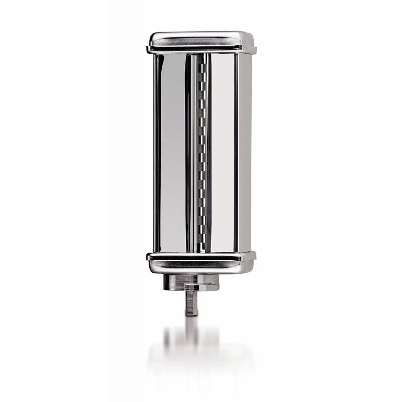 Accessoire pour Robot Masterchef Gourmet Laminoir à fettucine Inox Bleu Moulinex XF696111