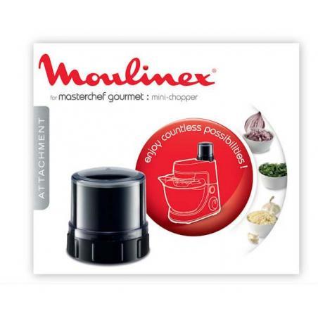 Mini hachoir robot Masterchef Gourmet Moulinex XF635BB1