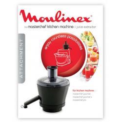 Centrifugeuse robot Masterchef Gourmet Moulinex XF630BB1