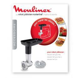 Hachoir à viande robot Masterchef Gourmet Moulinex XF631BB1