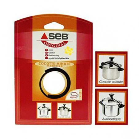 Joint silicone pour autocuiseur Seb 4,5 / 6 L Ø 220 - 790141