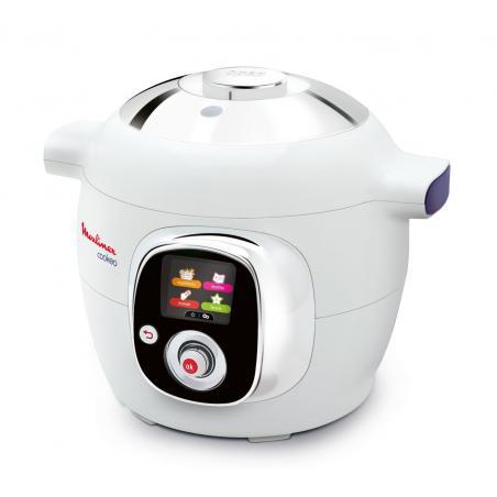Bouton principal Cookeo pour cuiseur Moulinex SS-993422