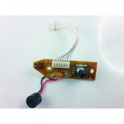 Carte electronique de commande bouton et buzzer de cuiseur COOKEO CE70 MOULINEX  SS-993424