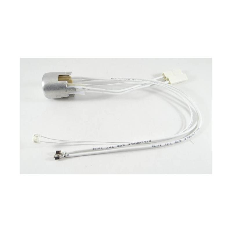 Sonde + fusibes thermiques du robot Companion Moulinex HF800 - FE800 ref MS-0A19092