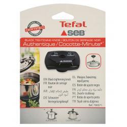Bouton de serrage noir autocuisseur Seb 790071