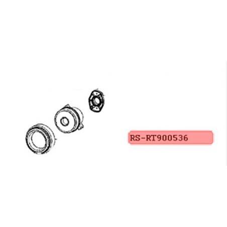 Joint moteur aspirateur Moulinex RS-RT900536