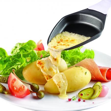 Appareil à Raclette Déco Colormania 8 Coupelles Tefal RE138O12