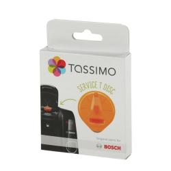 TDISC Tassimo pour entretenir et détartrer les machines multi-boissons TASSIMO 00576837