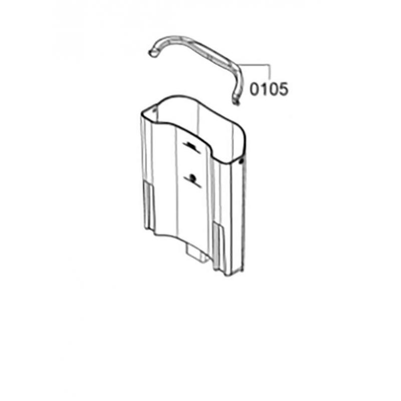 Poignée de reservoir pour Tassimo Bosch 00630832