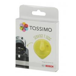 TDISC Tassimo pour entretenir et détartrer les machines multi-boissons TASSIMO 00576836