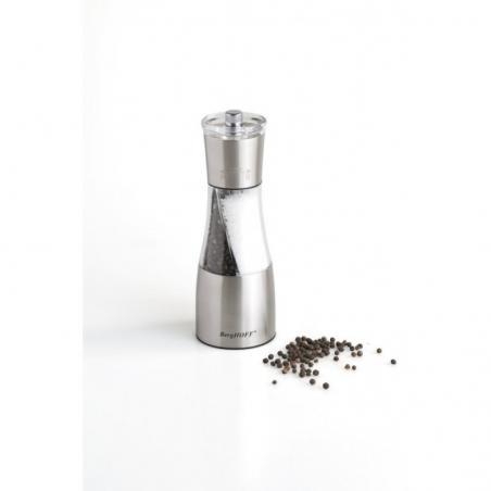 Moulin à poivre et sel Straight Line de BergHOFF 1106237