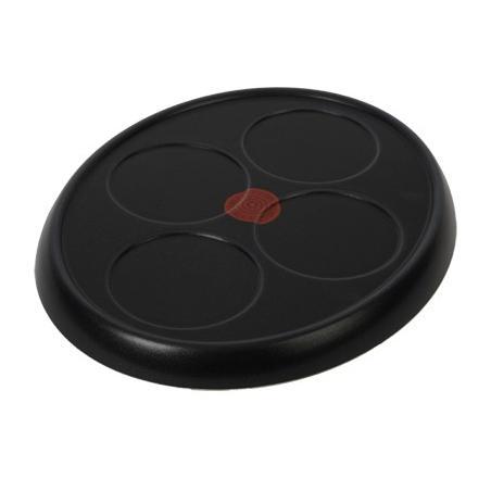 Plaque à crêpes pour appareil à raclette DECO TS-01023660