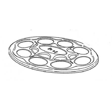 Reflecteur pour Appareil à Raclette Jour de Fête Tefal TS-17922090