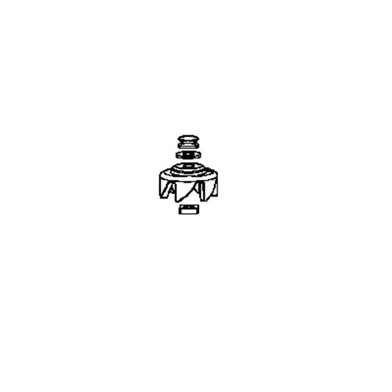 Kit Arbre de Transmission pour Blender Soup & Co Moulinex MS-8080017395