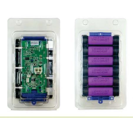 Batterie li-ion 21,9 v aspirateur Rowenta Air Force 360 RS-RH5650
