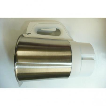 Bol inox nu de blender chauffant MOULINEX SOUP & CO 2L ref: MS-5A08435