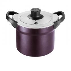 Poignee + vis marron pour cuiseur vapeur wikook TEFAL ref : SS-980897