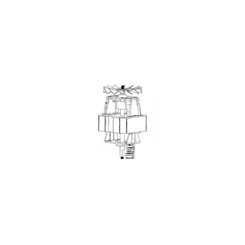 Moteur pour robots DELIMIX Simeo QC350/360 ref : 500571420