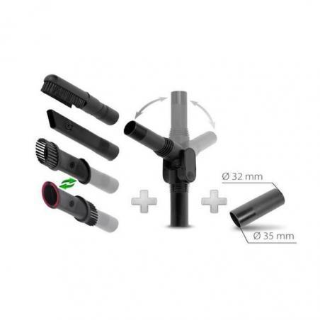 Bras articulé multifonctions pour Aspirateur ROWENTA ref: ZR903401