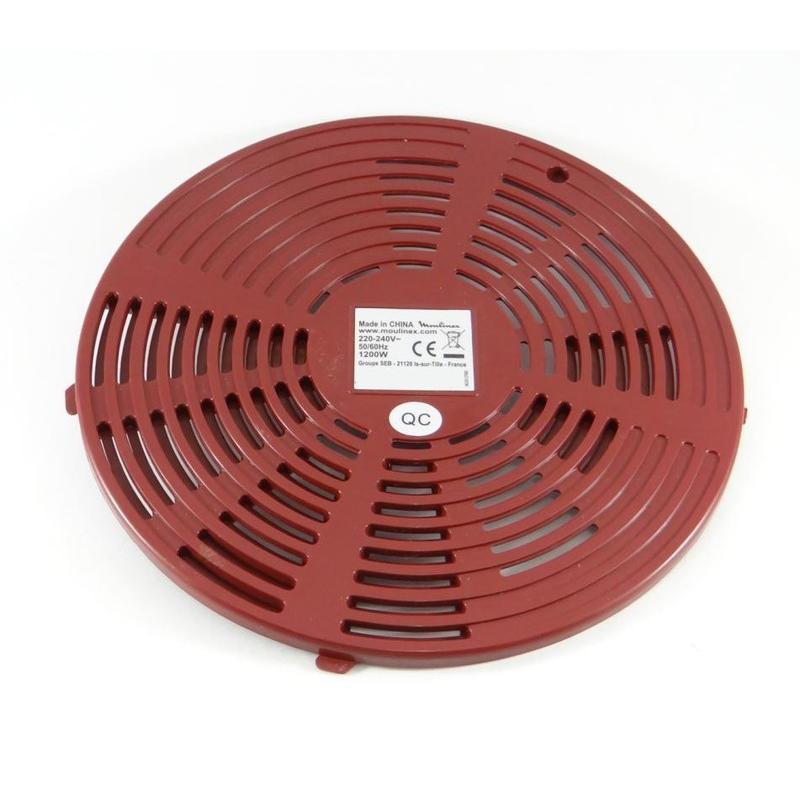 Grille de fond rouge Moulinex Cookeo - Multicuiseur SS-995150
