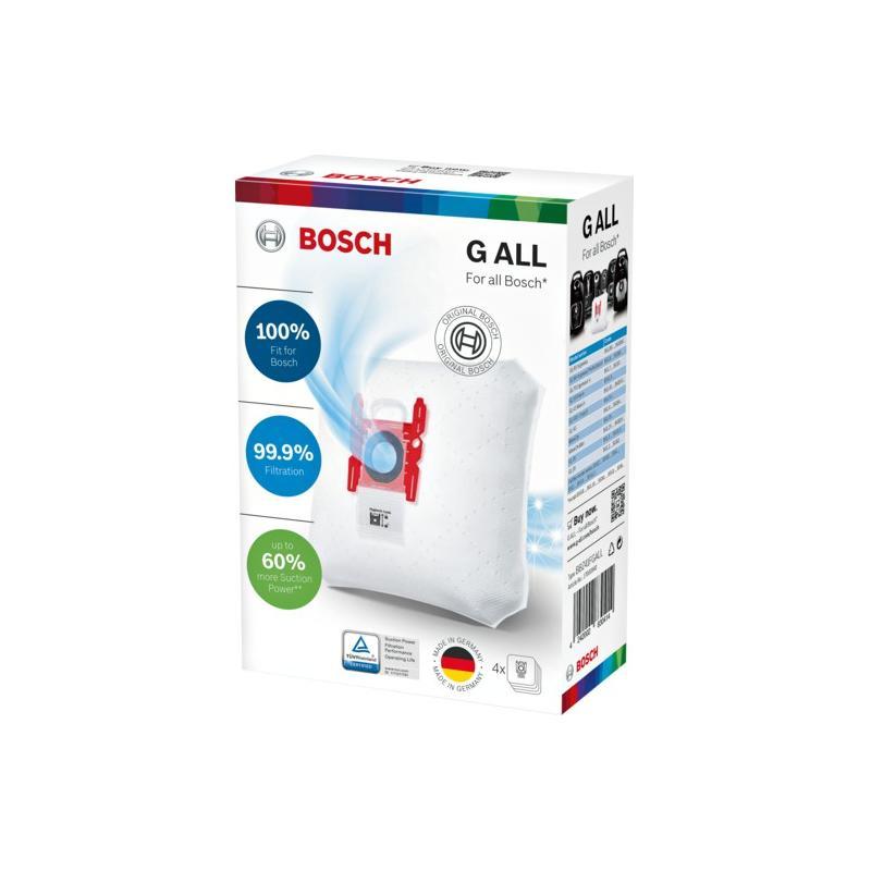 Sacs aspirateur G ALL tout aspirateur Bosch 17000940
