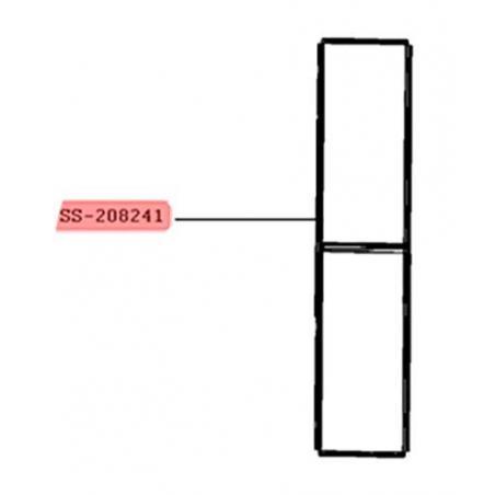 Joint de porte pour cave à vin JC400 Krups SS-208241