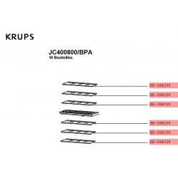 Support pour cave à vin JC400 Krups SS-208239