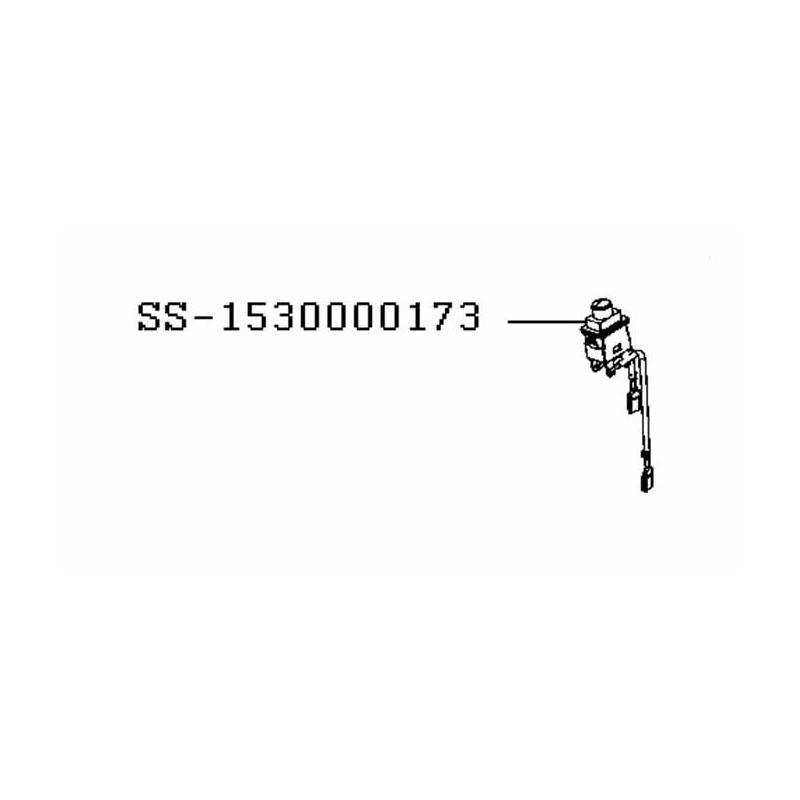 Interrupteur Seb Actifry original snack SS-1530000173