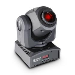 Mini-projecteur asservi (lyre) à LED 12 W Cameo NanoSpot 120