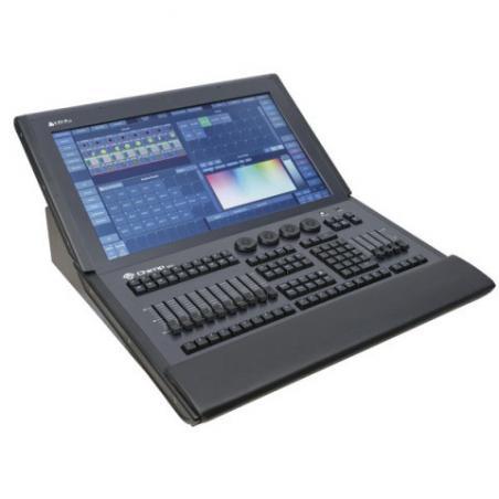 Console de lumières mobiles Infinity Chimp 300 W-DMX 55013