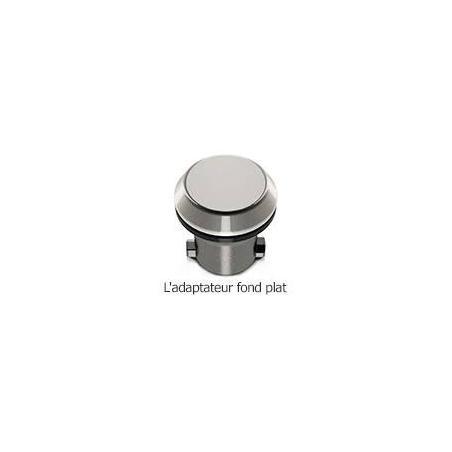 Bouchon bol ou adaptateur fond plat robot Companion Moulinex MS-8030000420