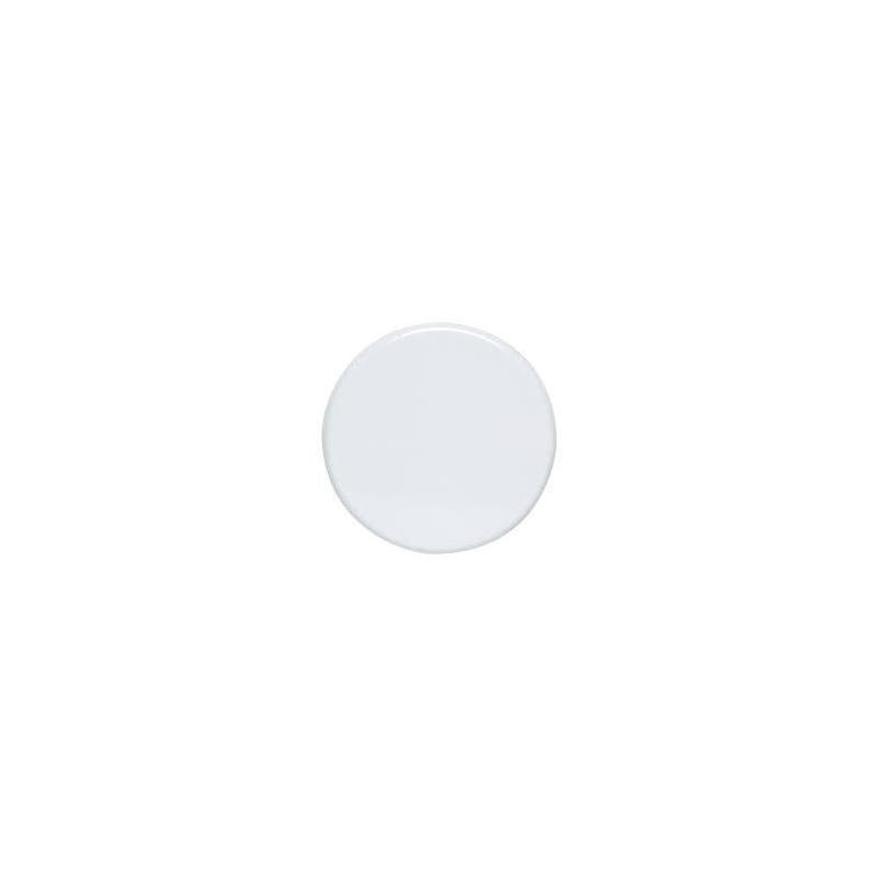 Cache plaques électriques blanc diametre 165 WPRO 484000008620