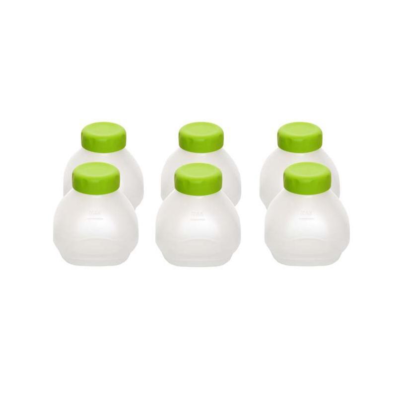 Lot de 6 bouteilles pour yaourt à boire Seb XF102000