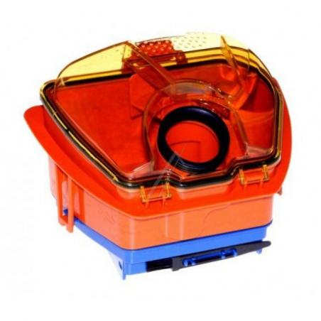 Bac Séparateur rouge Aspirateur Compacteo cyclonic moulinex RS-RT9832