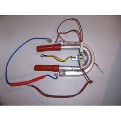 Résistance avec Fusible et Thermostat Cafetière Control Line Krups SS-202572 ou PAT202572