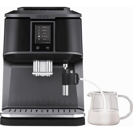 Collecteur marc de cafe noir falcon III krups MS-4A09809
