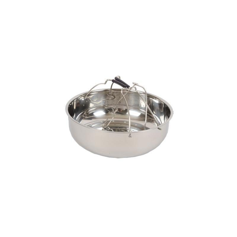 Panier inox pour Cuiseur Programmable Cookeo Moulinex SS-993397