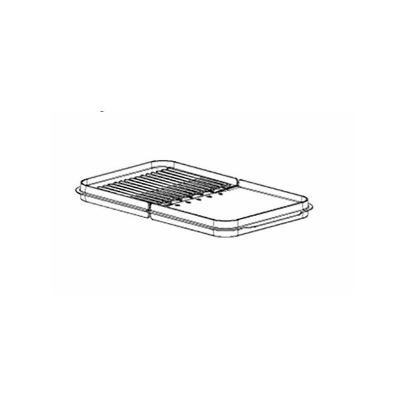 Plaque de cuisson reversible plancha/gril Riviera et bar 500587162