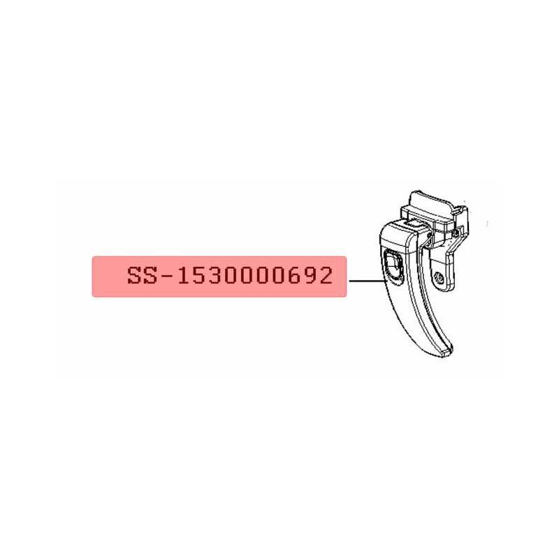 Poignée cuve friteuse actifry Genius Seb SS-1530000392