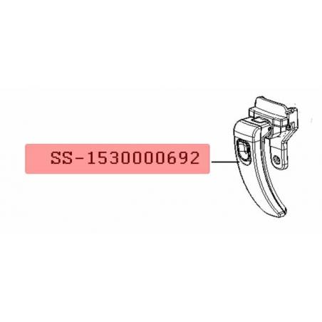 Poignée cuve friteuse actifry Genius Seb SS-1530000692